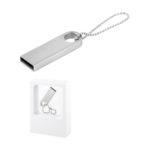 7220-8GB 8 GB Metal Anahtarlık askılı USB Bellek