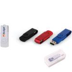 7244-8GB 8 GB Metal Renkli USB Bellek